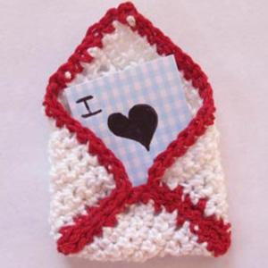 4 Valentine Envelopes
