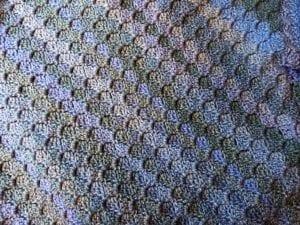 Crochet C2C Cardigan by Donna Bondy
