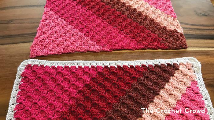 2 x Soft Scrunchie Ruby Red Velour Velveteen Hair Elastic Bobble Small size