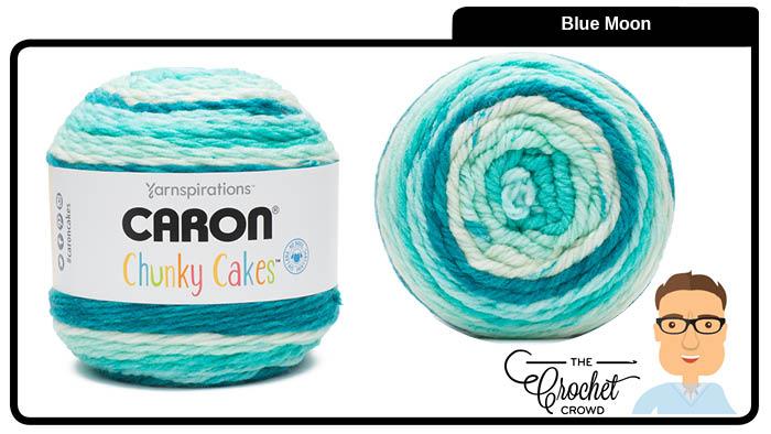 Caron Chunky Cakes Blue Moon