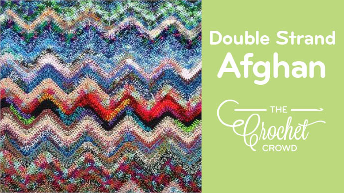 Waves, Zig Zags & Chevrons Archives - The Crochet Crowd®