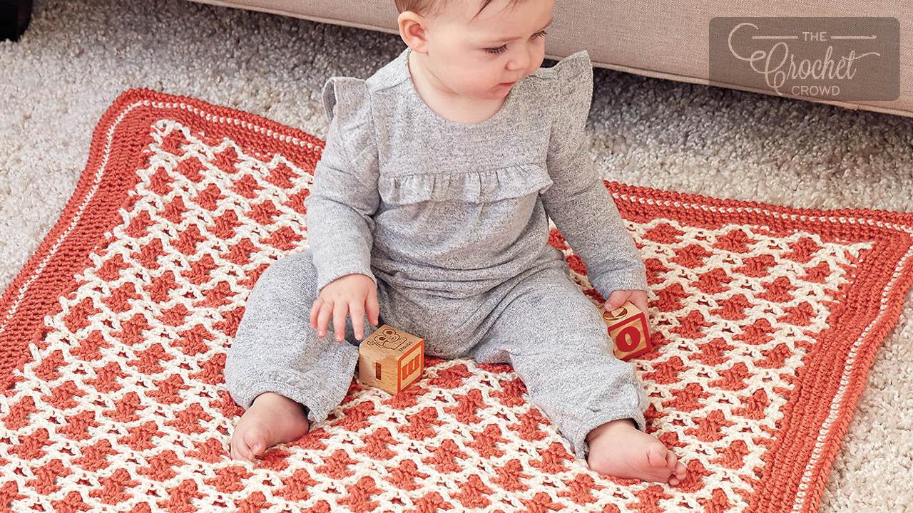 Crochet Interlocking for Beginners Pattern