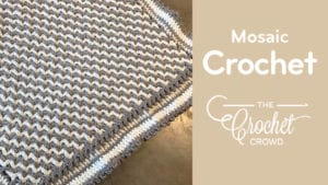 Introduction to Mosaic Crochet