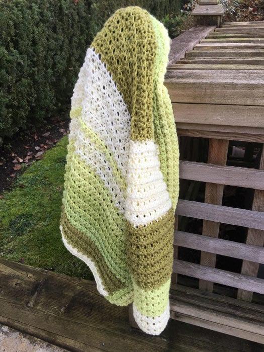 Crochet Feeling Loopy Cardigan by Donna Bondy