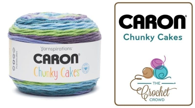 Caron Chunky Cakes Yarn