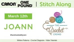 Caron One Pound Stitch Along Introduction