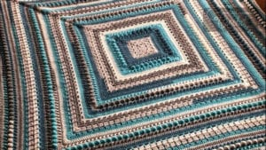 Crochet Gigi's Block Party Blanket