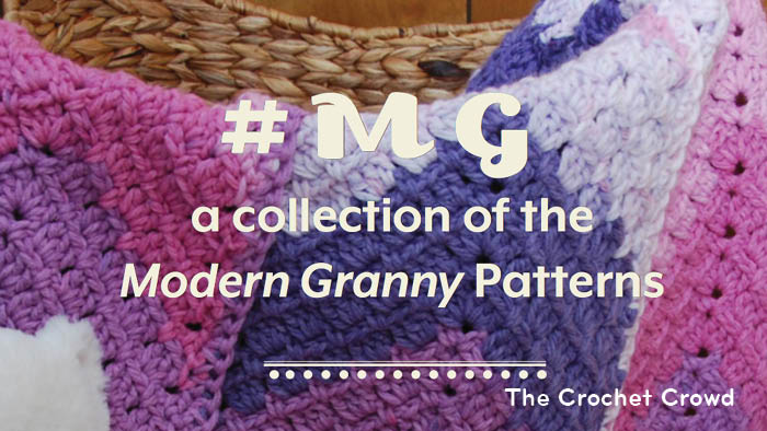 Crochet Modern Granny Patterns eBook