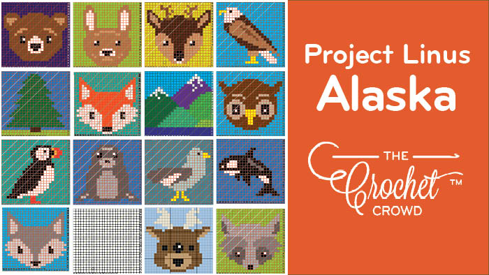 Crochet Project Linus Squares For Alaska