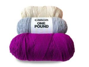 Caron One Pound Yarn Balls
