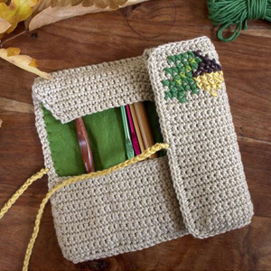7 Crochet Hook Case