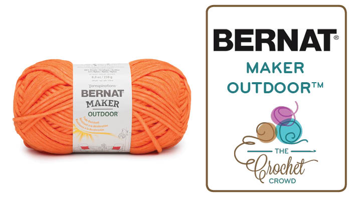 Bernat Maker Outdoor Yarn
