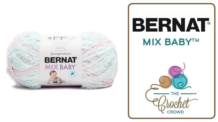Bernat Mix Baby Yarn