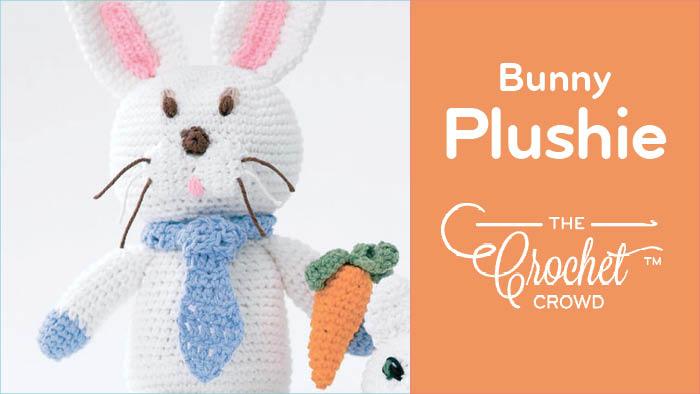 Crochet Bunny Plushie