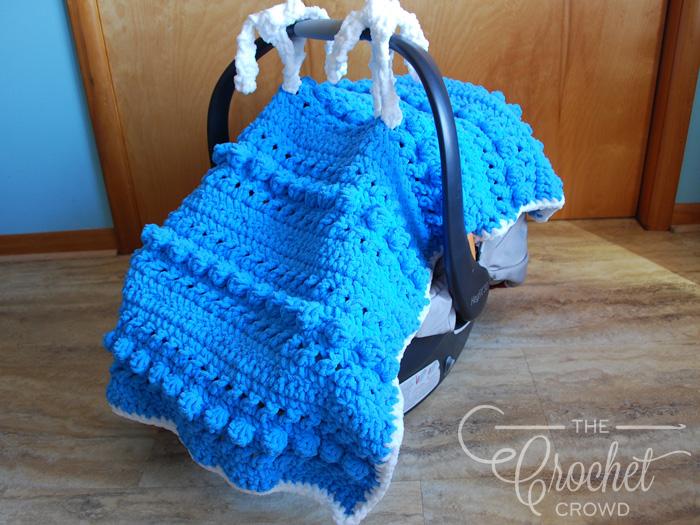 Crochet hugs kisses car seat cover the crochet crowd hugs kisses car seat cover by jeanne steinhilber dt1010fo