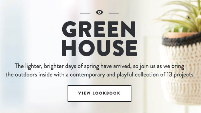 Greenhouse Lookbook