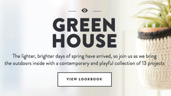 Greenhouse Lookbook