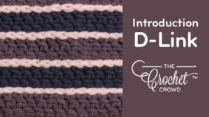 Introduction to Double Crochet Link: D-Link Crochet