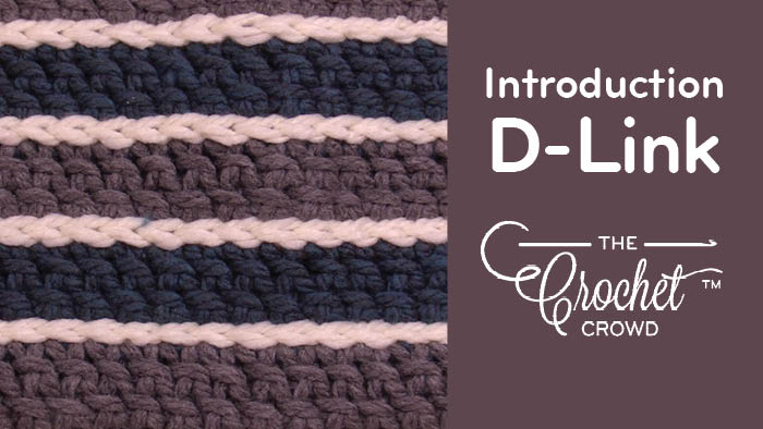How To Double Crochet Link + Tutorial