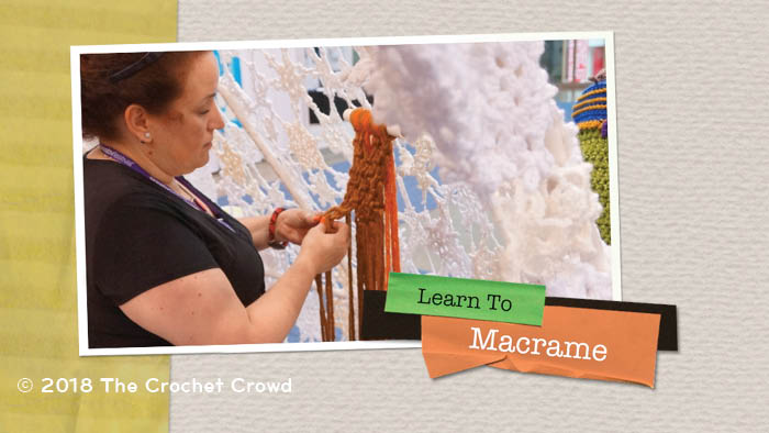Learn to Macrame