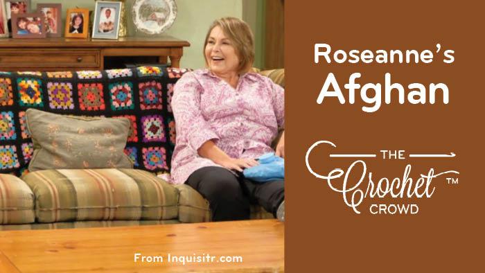 Roseanne's Crochet Afghan