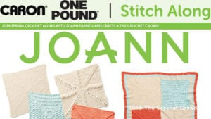Caron One Pound Stitch Along Solved