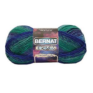 Bernat Mosaic Yarn