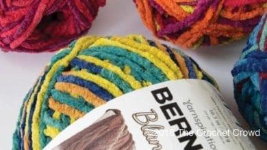 Bernat Blanket Global Folk Collection