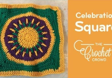 Crochet Celebration Square