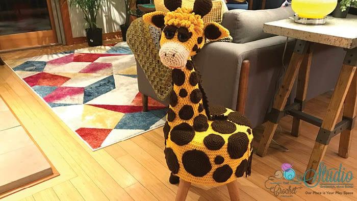 Croche Giraffe