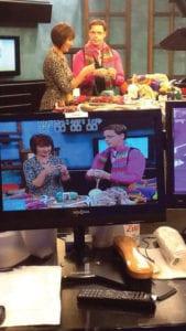 Michael Sellick - Morning TV Show