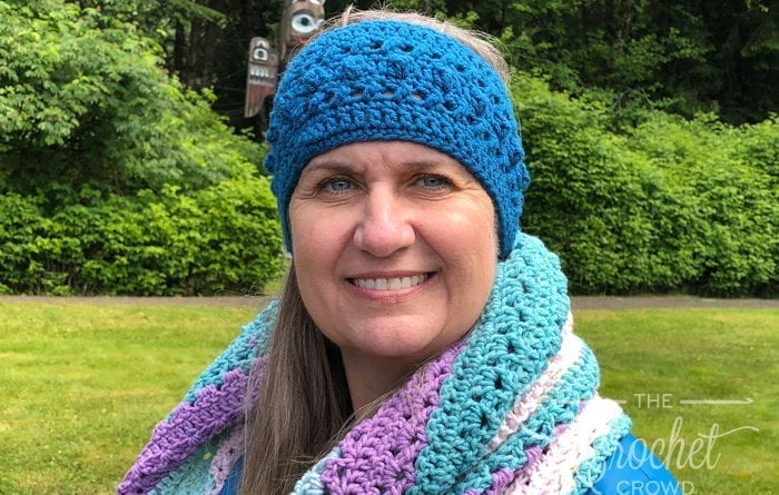 Crochet Hugs Kisses Headband Tutorial The Crochet Crowd