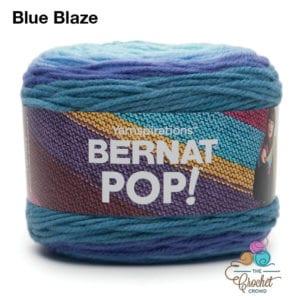 Bernat POP! Blue Blaze