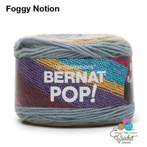 Bernat POP! Foggy Notion