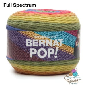 Bernat POP! Full Spectrum
