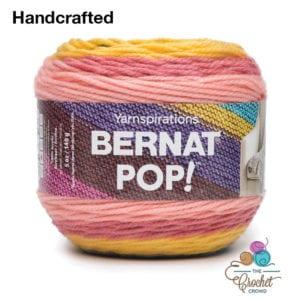 Bernat POP! Handcrafted