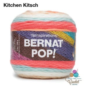 Bernat POP! Kitchen Kitsch