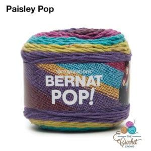 Bernat POP! Paisley Pop