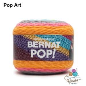 Bernat POP! Pop Art