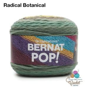 Bernat POP! Radical Botanical