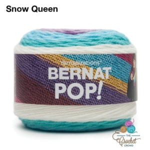 Bernat POP! Snow Queen