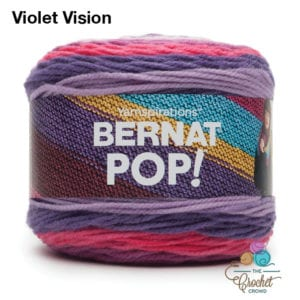 Bernat POP! Violet Vision