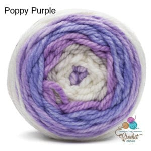 Bernat Pop Bulky Poppy Purple