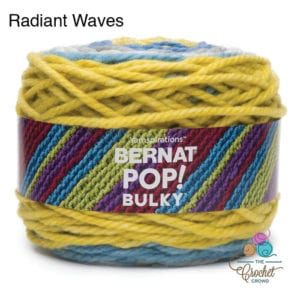Bernat Pop Bulky Radiant Waves