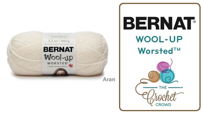 Bernat Wool_Up Worsted Yarn