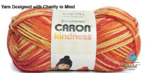 Caron Kindness Yarn Apricot