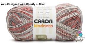 Caron Kindness Yarn Cobblestone