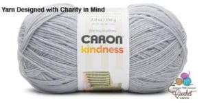 Caron Kindness Yarn Fog