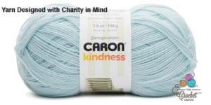 Caron Kindness Yarn Sea Foam