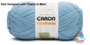 Caron Kindness Yarn Skyway Blue